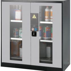 Armario de seguridad para productos peligrosos 105,5 cm x 52 cm x 110,5 cm