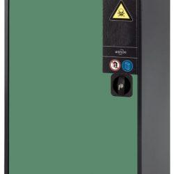Armario bajo de seguridad para productos peligrosos54,5 cm x 52 cm x 110,5 cm