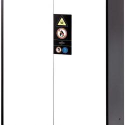Armario bajo de seguridad para productos peligrosos 81 cm x 52 cm x 110,5 cm