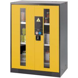 Armario bajo de seguridad para productos peligrosos81 cm x 52 cm x 110,5 cm