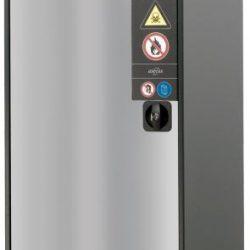 Armario alto de seguridad para productos peligrosos 54,5 cm x 52 cm x 195 cm