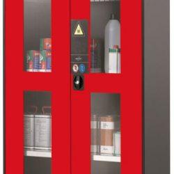 Armario de seguridad para sustancias peligrosas 81 cm x 52 cm x 195 cm