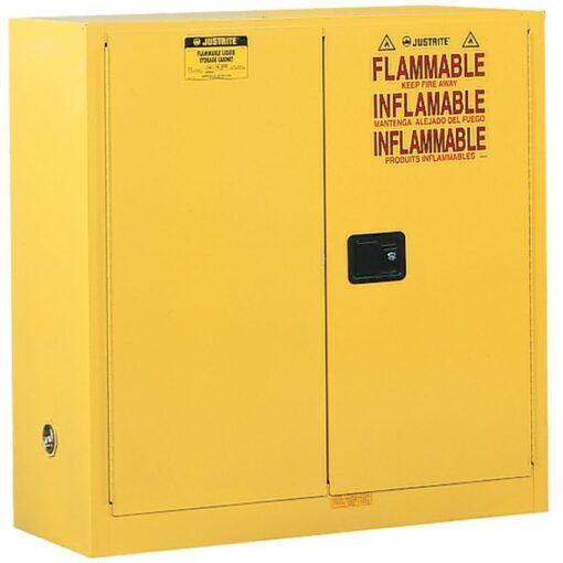 Armario de seguridad antifuego FM, 115 litros 109,2 cm x 45,7 cm x 111,8 cm 1
