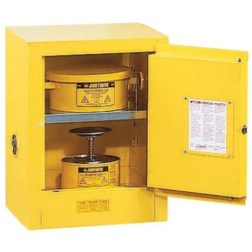 Armario de seguridad antifuego FM, 15 litros 43,2 cm x 43,2 cm x 55,9 cm 1