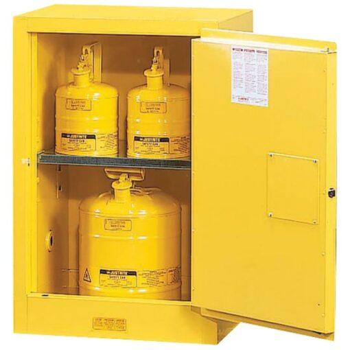 Armario de seguridad antifuego FM, 45 litros 59,1 cm x 45,7 cm x 88,9 cm 1