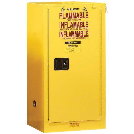 Armario de seguridad antifuego FM, 60 litros 59,1 cm x 45,7 cm x 111,8 cm 1