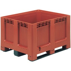 GEOBOX® Caja-palet 543 litros, 120 cm x 100 cm x 75 cm