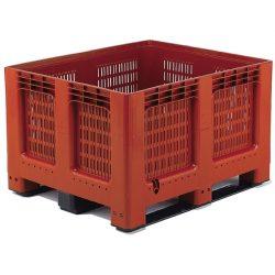 GEOBOX® Caja-palet 543 L, 120 cm x 100 cm x 75 cm