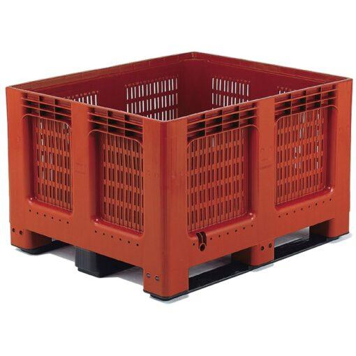GEOBOX® Caja-palet 543 L, 120 cm x 100 cm x 75 cm 1