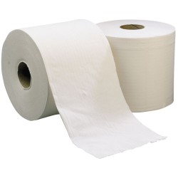 Bobinas blancas para secado corriente, 1500 formatos