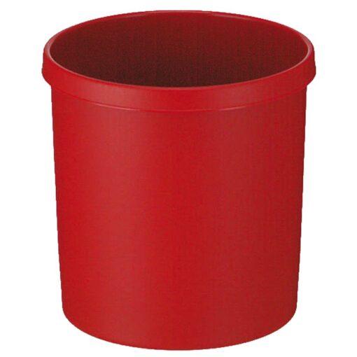 Papelera de plástico redonda 18 L Ø31 cm x 31 cm 1
