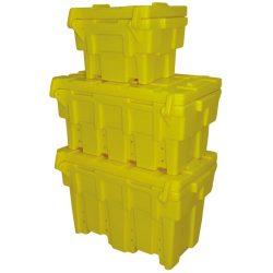 Caja de almacenamiento 180 L 88 cm x 61 cm x 60 cm