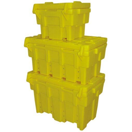 Caja de almacenamiento 180 L 88 cm x 61 cm x 60 cm 1