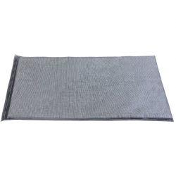 Recambio  para alfombra absorbente hidrocarburos lastrada.