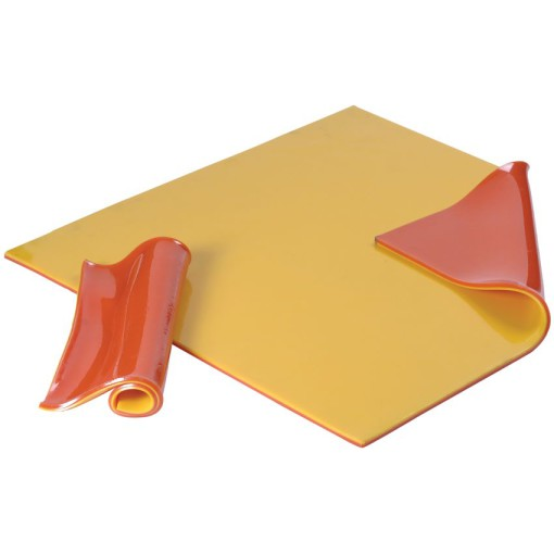 FlexiPlac® Placa de obturación bicapa  4,6 cm x 4,6 cm 1