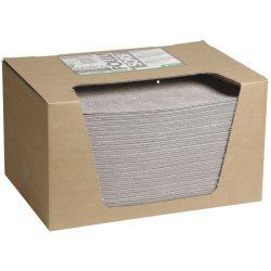 """100 hojas absorbentes universales """"Premier"""" doble espesor con capa de refuerzo en un lado. 50 cm x 40 cm"""
