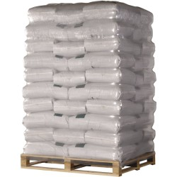 Sal de deshielo en palet de 100 sacos