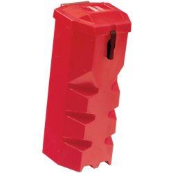 Cofre ADR apertura superior para extintores 6 kg