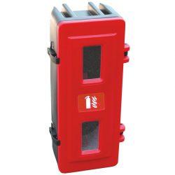 Cofre ADR apertura frontal para extintores 6 kg
