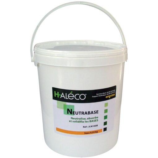 Polvo gelificante NeutraBase para bases. Neutraliza y solidifica las bases