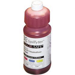 NeutraBase para bases. Líquido para neutralizar las bases antes de la limpieza y la eliminación. Botella de  950mL