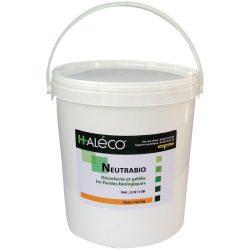 NeutraBio para fluidos biológicos. Polvo neutralizante y gelificante. Cubo de 14,5Kg