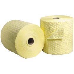 """2 Rollos absorbentes productos químicos """"Prim´s"""" doble espesor. La mejor relación calidad-precio. 4000 cm x 40 cm"""