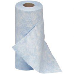 """2 Rollos absorbentes productos químicos """"Uptimum""""  doble espesor y una cara impermeable. 12200 cm x 51"""