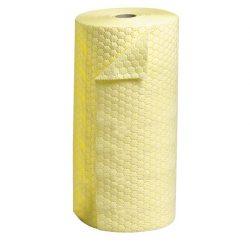 """Rollo absorbente productos químicos """"Prim´s"""" doble espesor. La mejor relación calidad-precio. 4000 cm x 80 cm"""
