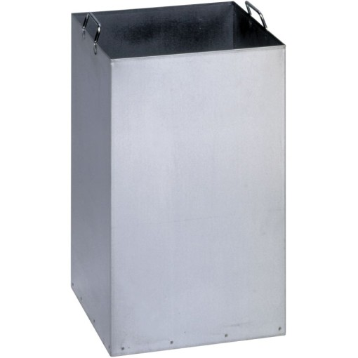 Cubo interior de acero para recolectores de plástico 40 L 1