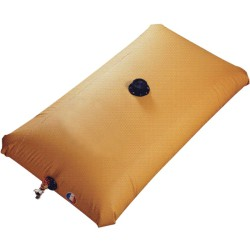 Cisterna de almacenamiento flexible en tejido PVC, 2000 L 295 cm x 185 cm x 65 cm