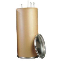 Recolector kraft de tubos de neón, altura 122 cm