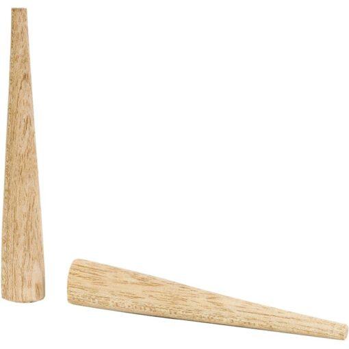 Tapón cónico de madera Ø 19 mm 1