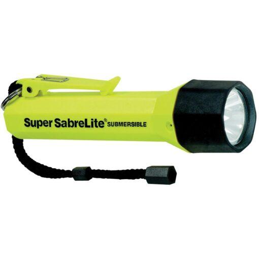 Sabrelite™ Linterna Super bombilla Xenón ATEX 1