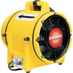 Ventilador extractor portátil, Ø 20 cm