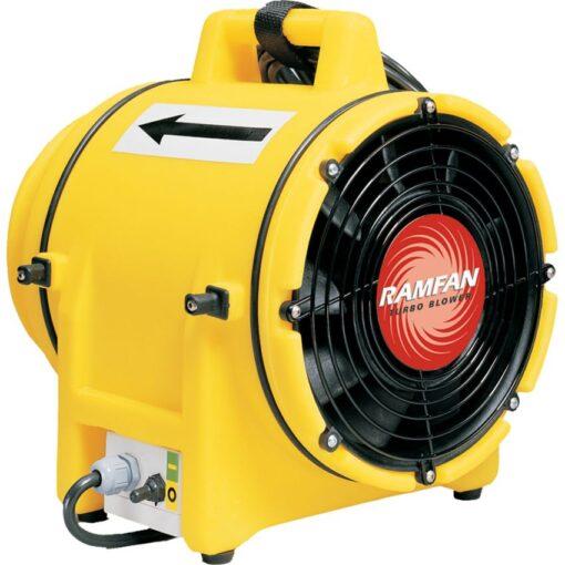 Ventilador extractor portátil, Ø 20 cm 1