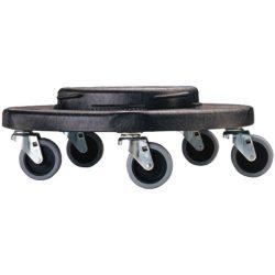 BRUTE Zócalo con ruedas para papeleras 76 a 166 L