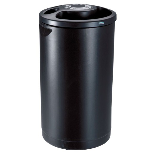Recolector Multigob 800 vasos con papelera 25 litros   Ø3,9 cm x 70 cm 1