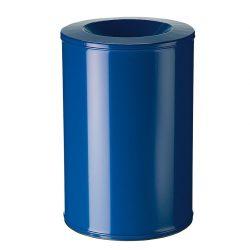 Papelera anti-incendio acero NEO Color Azul, 90 L.