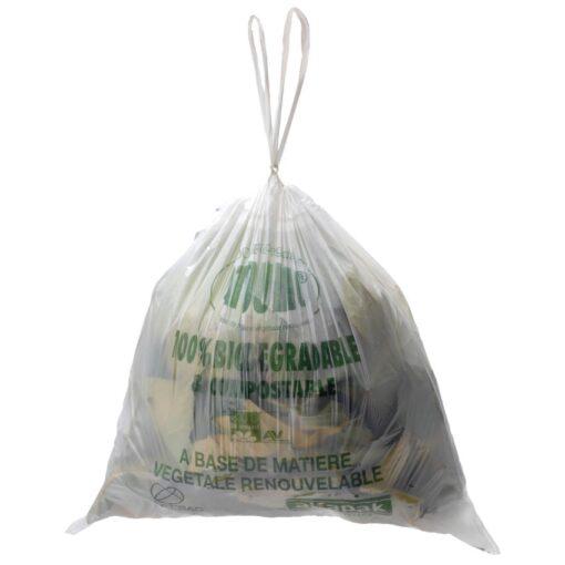 250 bolsas de recuperación NF biodegradables, 20 L 1