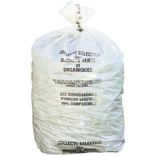 100 bolsas de recuperación NF biodegradables, 130 L 1