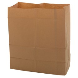 20 bolsas de papel biodegradables 80 L