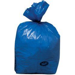 500 bolsas de recuperación NF azules, 50 L