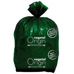500 bolsas multiusos 100 % reciclables, origen vegetal 110 L