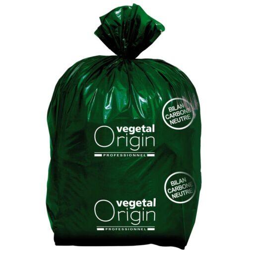 200 bolsas multiusos 100 % reciclables, origen vegetal  130 L 1