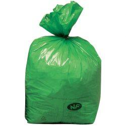 250 bolsas de recuperación NFE verdes, 110 L