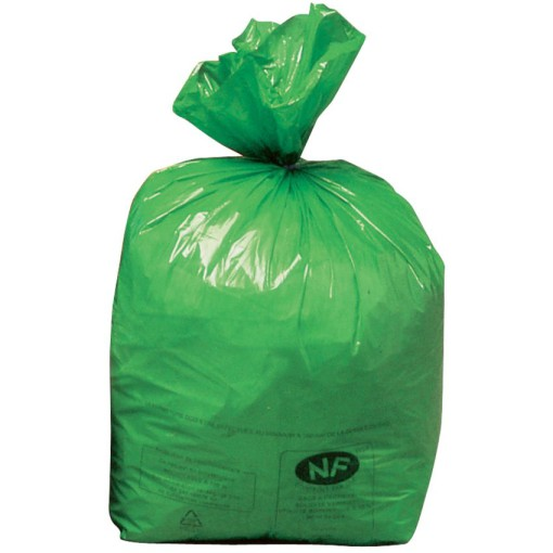 500 bolsas de recuperación NFE verdes, 50 L 1
