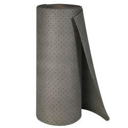 """Rollo absorbente universal """"Uptimum""""  doble espesor con capa de refuerzo en ambos lados. Doble de ancho. 4600 cm x 81 cm"""