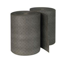 """Rollo absorbente universal """"Uptimum""""  doble espesor con capa de refuerzo en ambos lados. 4600 cm x 41 cm"""