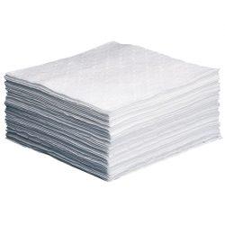 Hojas absorbentes hidrocarburos para escoba absorbente. 38 cm x 48 cm